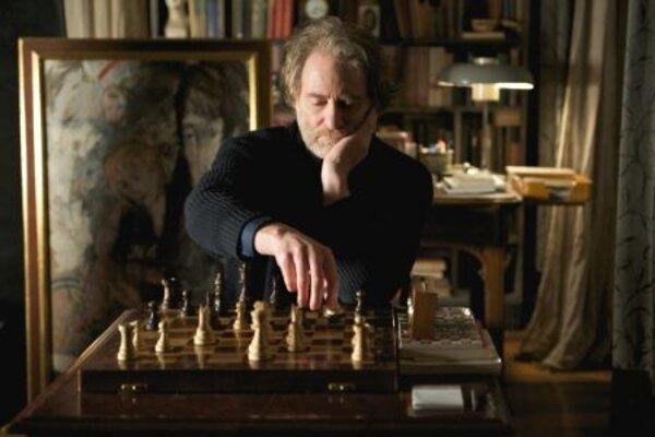 кадры и фото из фильма Шахматистка