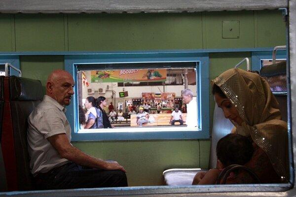 кадры и фото из фильма Обычный человек