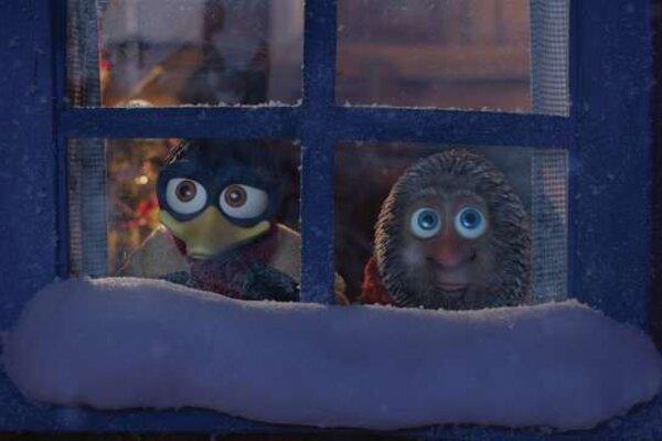 кадры и фото из фильма Снежные приключения Солана и Людвига