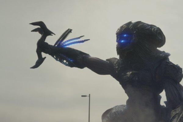 кадры и фото из фильма Скайлайн 2