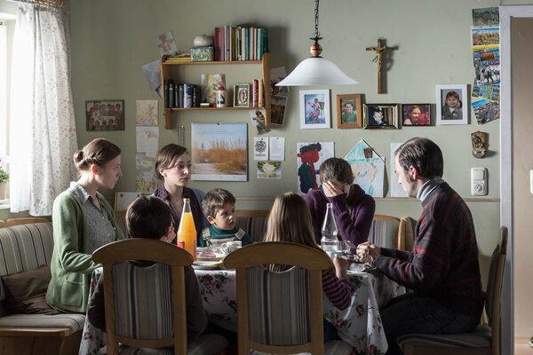 кадры и фото из фильма Крестный путь