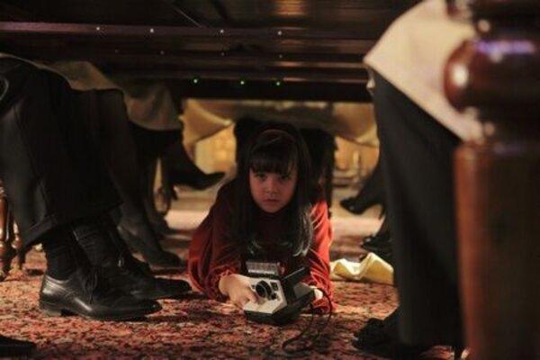 кадры и фото из фильма Не бойся темноты