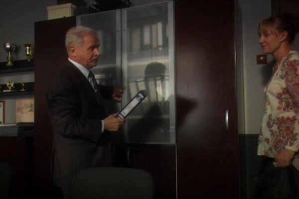 кадры и фото из фильма 12 серия. Пружина для мышеловки