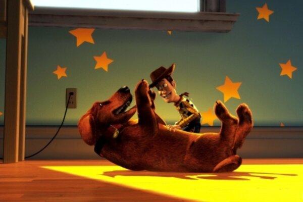 кадры и фото из фильма История игрушек 2 3D