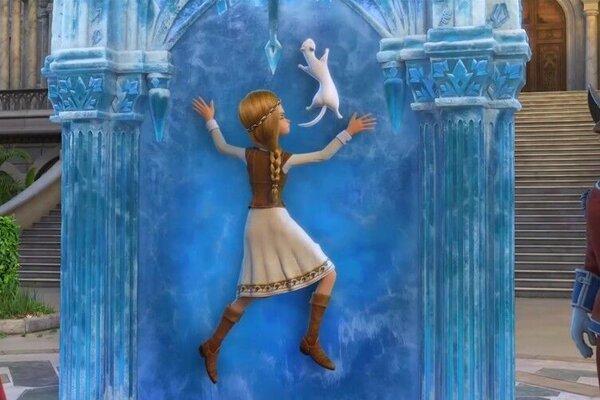 кадры и фото из фильма Снежная королева: Зазеркалье