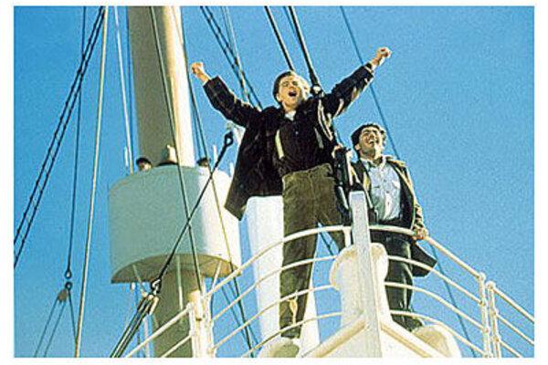 кадры и фото из фильма Титаник 3D