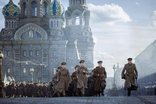 кадры и фото из фильма Батальонъ