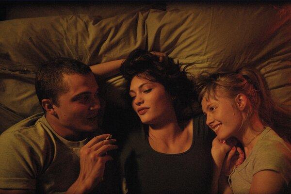 кадры и фото из фильма Любовь 3D
