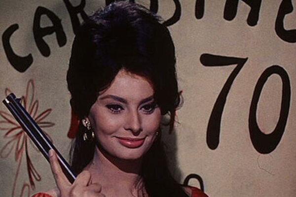 кадры и фото из фильма Боккаччо 70