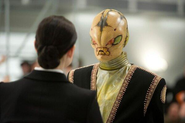 кадры и фото из фильма Люди в черном 3