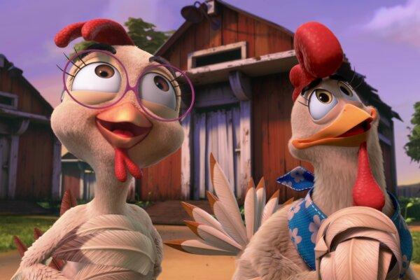 кадры и фото из фильма Крутые яйца 3D