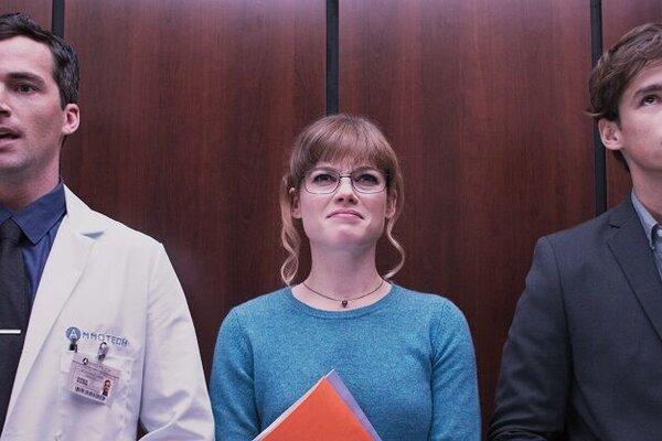 кадры и фото из фильма Офисный беспредел