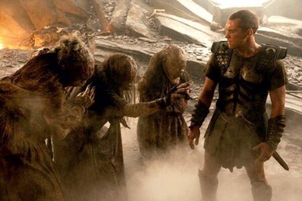 кадры и фото из фильма Битва Титанов