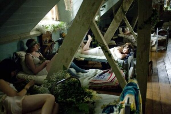 кадры и фото из фильма Трещины