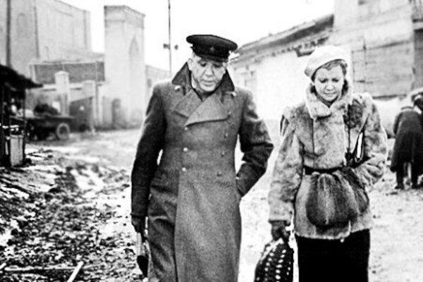 кадры и фото из фильма Двадцать дней без войны
