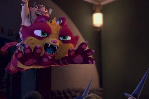 кадры и фото из фильма Плюшевый монстр