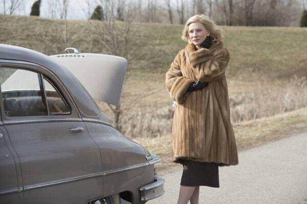 кадры и фото из фильма Кэрол