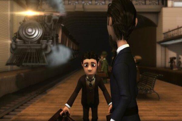 кадры и фото из фильма Двигай время 3D