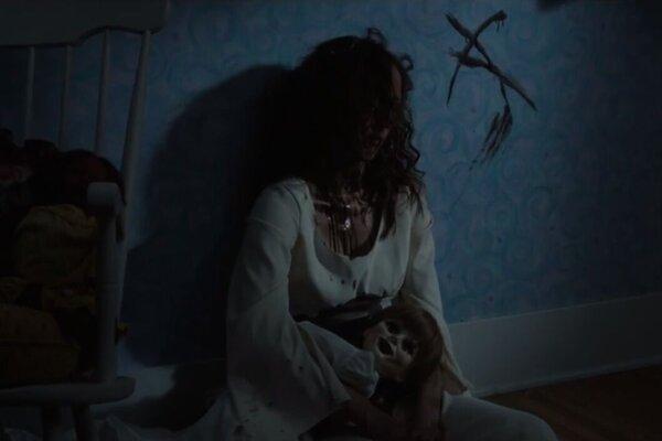 кадры и фото из фильма Проклятие Аннабель