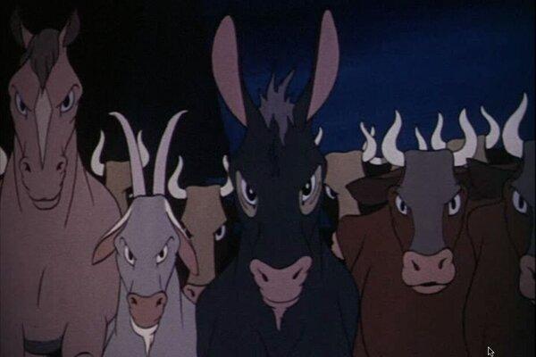 кадры и фото из фильма Звероферма