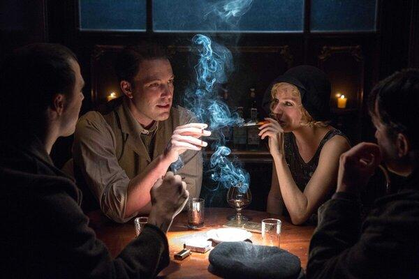 кадры и фото из фильма Закон ночи