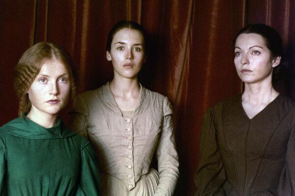 кадры и фото из фильма Сестры Бронте