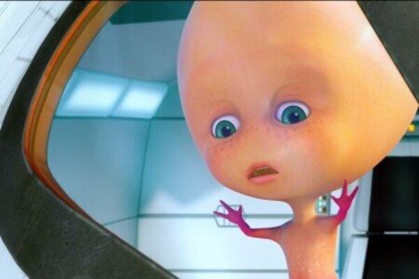 кадры и фото из фильма Мартышки в космосе: Ответный Удар