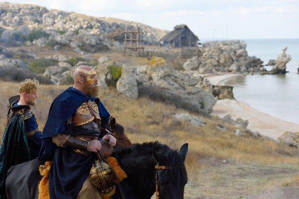 кадры и фото из фильма Скиф