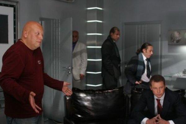 кадры и фото из фильма Технология