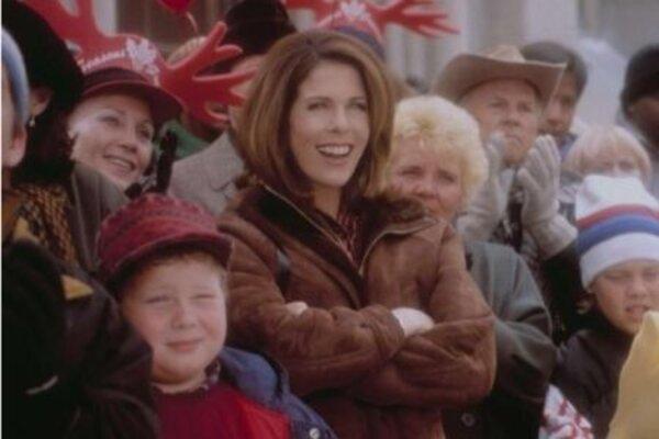 кадры и фото из фильма Подарок на Рождество