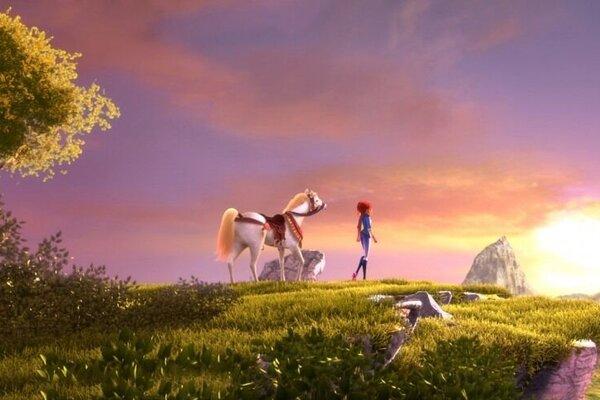 кадры и фото из фильма Winx Club: Волшебные приключения