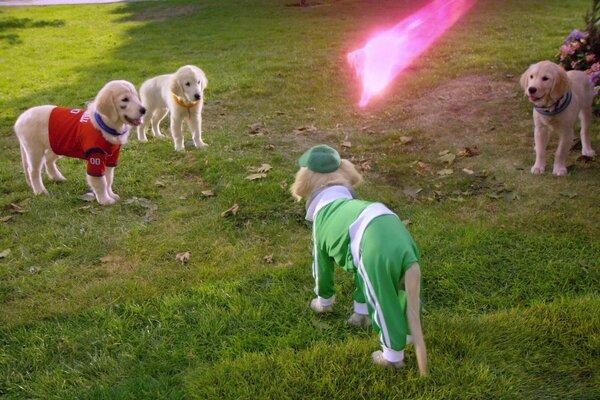 кадры и фото из фильма Пятерка супергероев