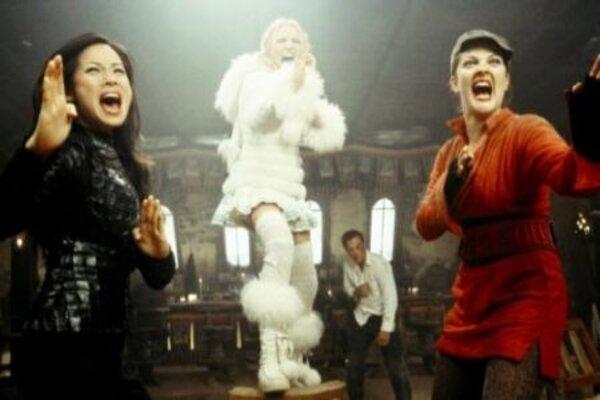 кадры и фото из фильма Ангелы Чарли: Только вперед
