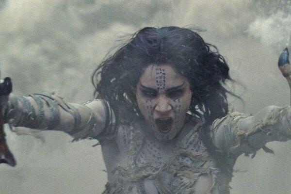 кадры и фото из фильма Мумия