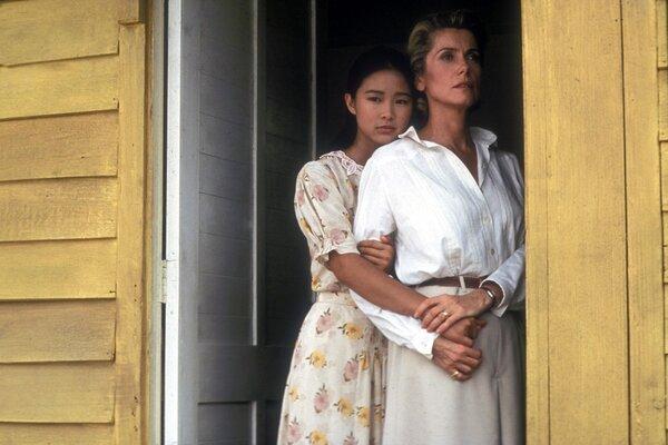 кадры и фото из фильма Индокитай