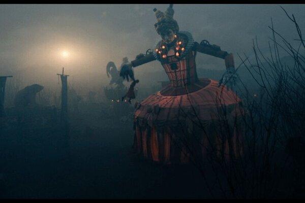 кадры и фото из фильма Щелкунчик и четыре королевства