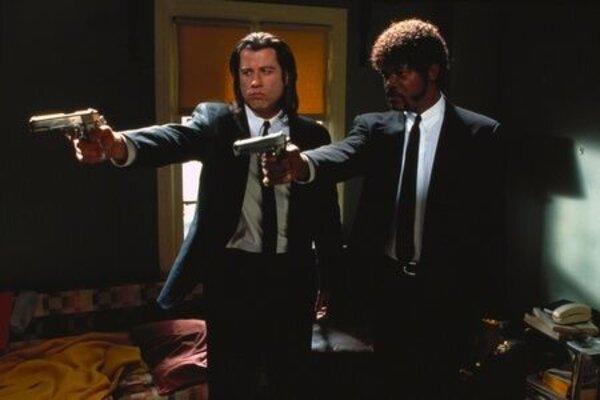 кадры и фото из фильма Криминальное чтиво