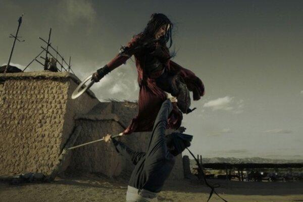 кадры и фото из фильма Врата дракона 3D