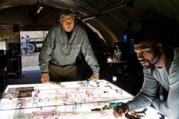кадры и фото из фильма Команда А