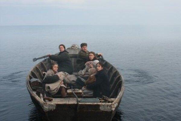 кадры и фото из фильма Одна война