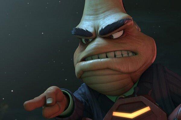 кадры и фото из фильма Рэтчет и Кланк: Галактические рейнджеры