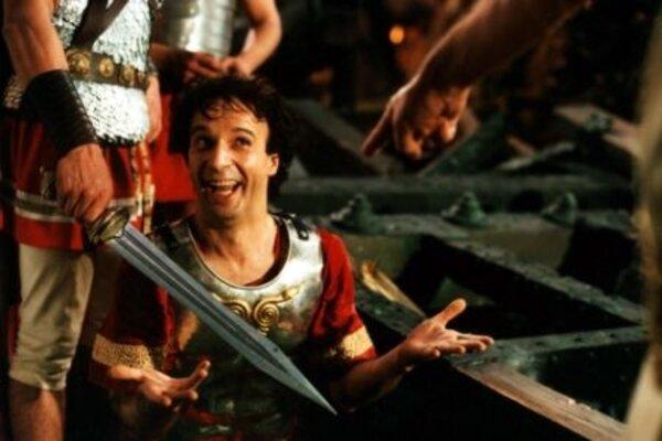 кадры и фото из фильма Астерикс и Обеликс против Цезаря