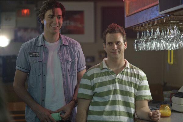 кадры и фото из фильма Мой друг - гей