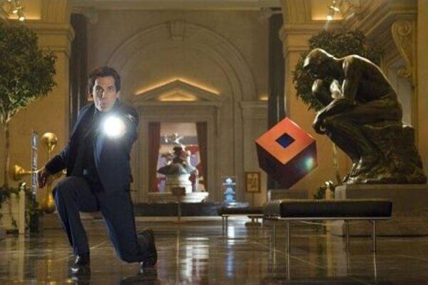 кадры и фото из фильма Ночь в музее 2