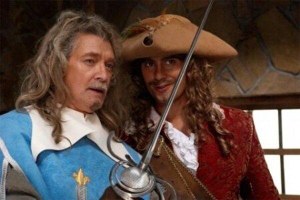 кадры и фото из фильма Возвращение мушкетеров