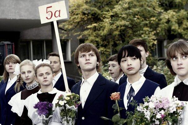 кадры и фото из фильма Мой папа Барышников