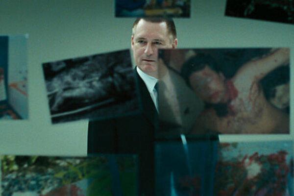кадры и фото из фильма Наблюдение