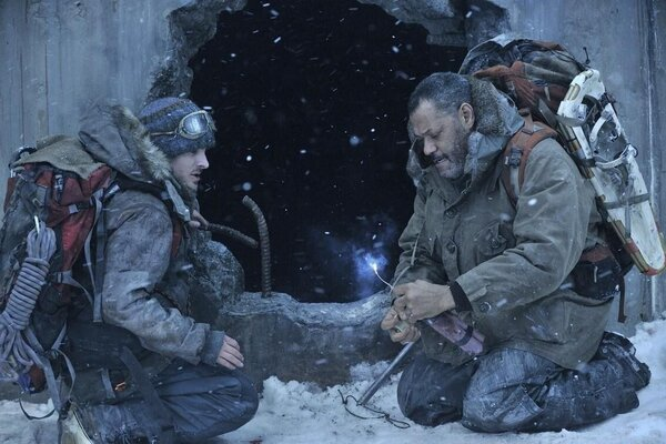 кадры и фото из фильма Колония