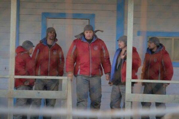 кадры и фото из фильма Новая Земля