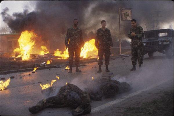 кадры и фото из фильма Солдаты Буффало